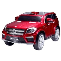 MERCEDES GL 63 RED