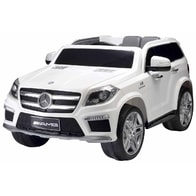 MERCEDES GL 63 WHITE