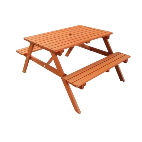 1e11cdd89b57 HECHT - HECHT PICNIC SET - Kompaktná lavica so stolom - Hecht ...
